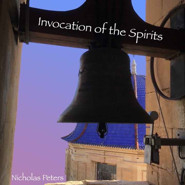 Invocation of the Spirits by Nicholas Peters [EP] Artwork